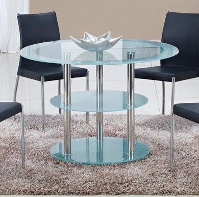 Acrylictables Global Furniture Dining Table Gl D79dt