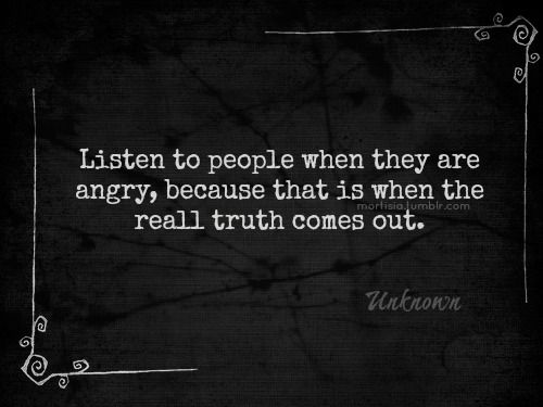 Quotes About Greedy People: Angry People On Tumblr