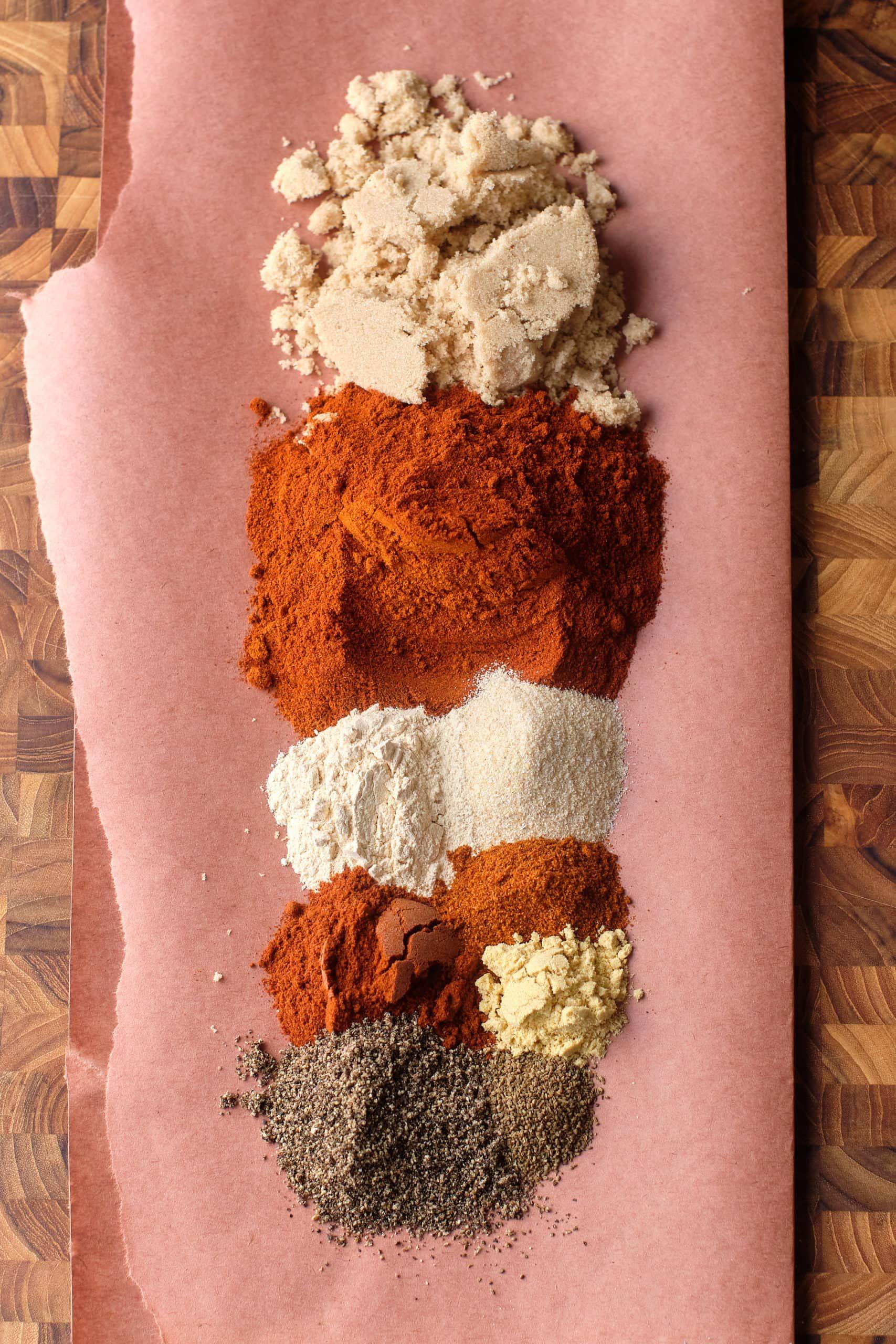 Make Traditional Kansas City Ribs With This Barbecue Rib Rub Recipe Barbecue Rub Recipes Dry Rub Recipes Rib Rub Recipe