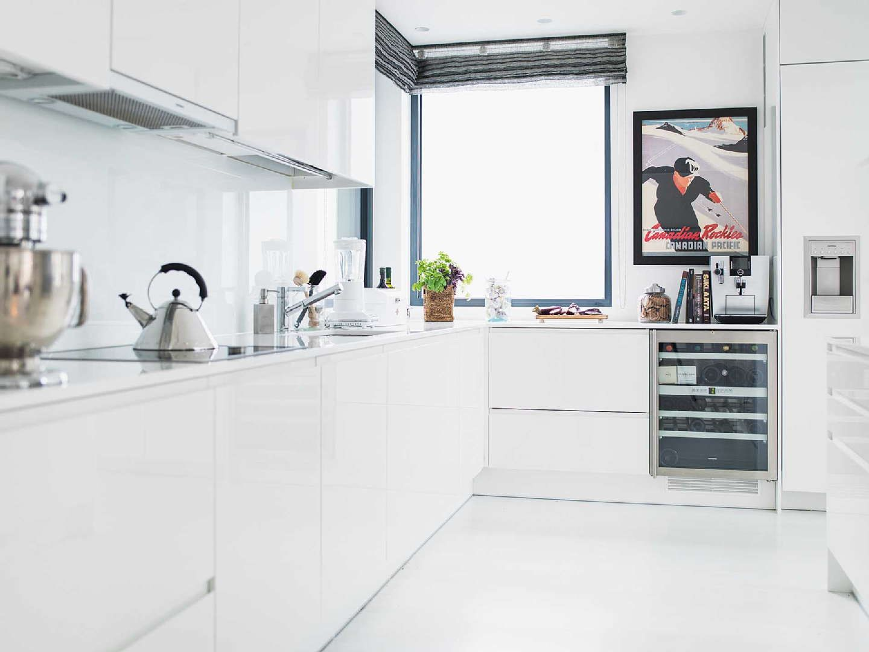 Sisustus - keittiö - Puustelli - Moderni - 537c977f498e29c7fed879e0 - sisustus.etuovi.com