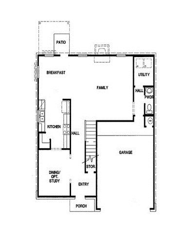 The Morristown Plan By D R Horton In Rancho Sienna Georgetown Liberty Hill Isd Liberty Hill New Construction How To Plan