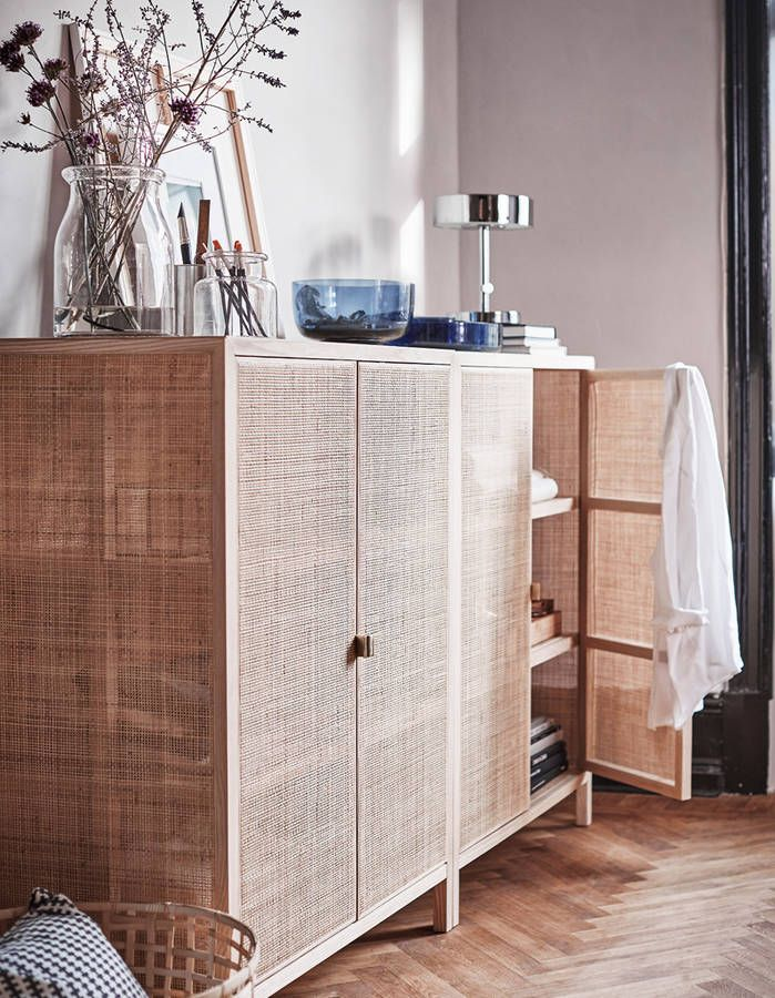 commode en rotin ikea meubles furnitures pinterest rotin commodes et ikea. Black Bedroom Furniture Sets. Home Design Ideas