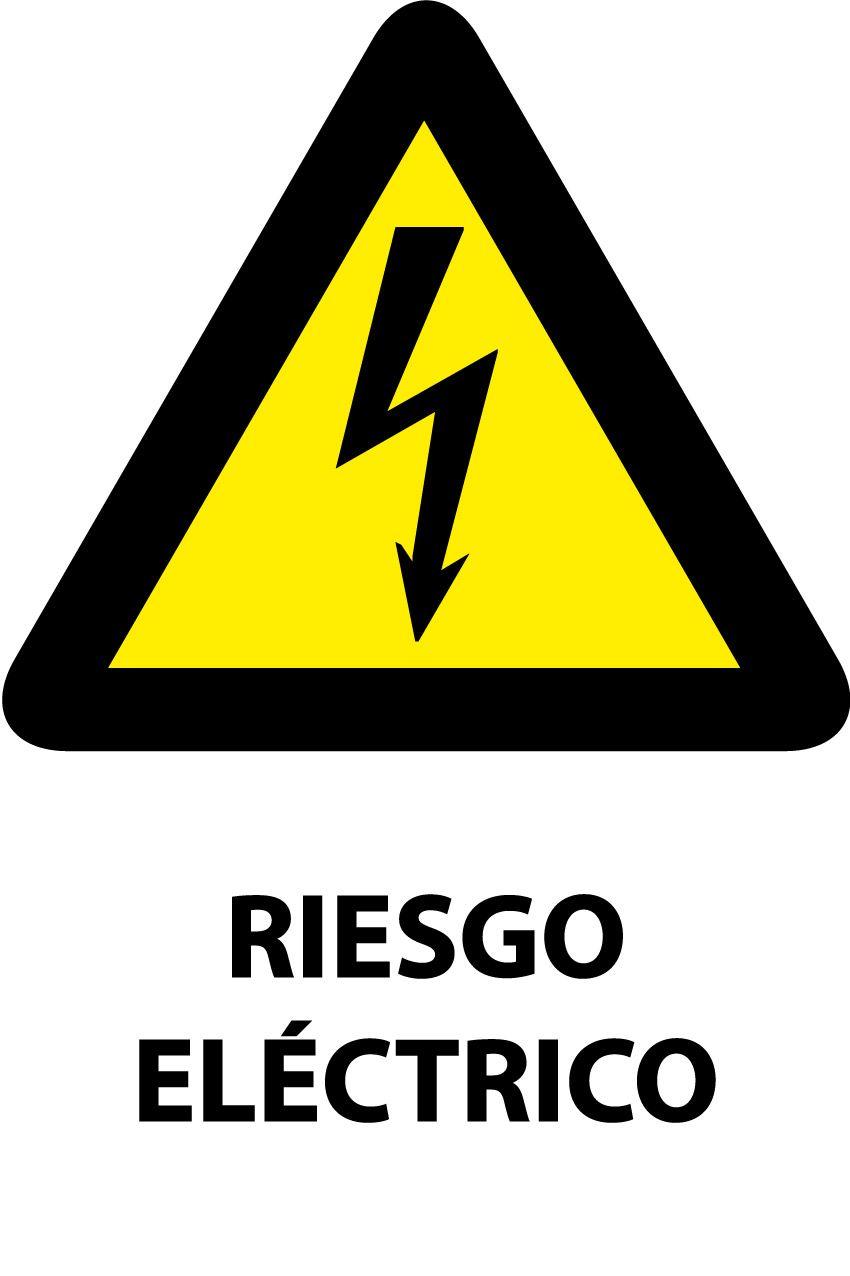 Peligro Riesgo Electrico Señal Hd Google Search Seguridad Y Salud Laboral Higiene Y Seguridad Industrial Seguridad E Higiene