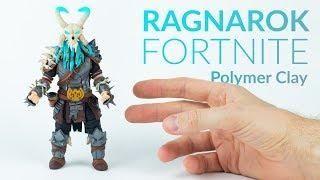 Ragnarok Fortnite Battle Royale Polymer Clay Tutorial Fortnite
