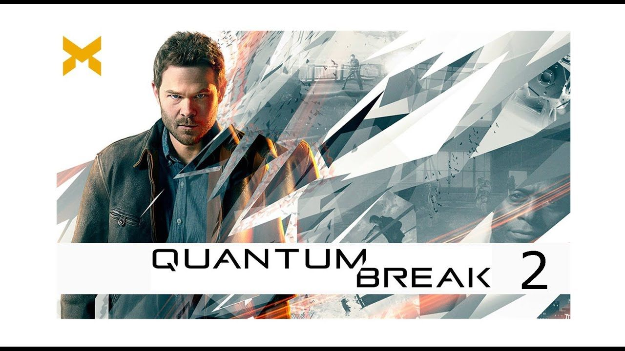 Quantum Break Junction: 1 Hardline/PR - Episode 1 Monarch Solutions