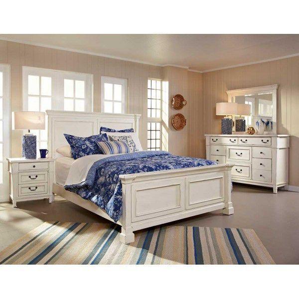 Stoney Creek Queen 4 Piece Bedroom Group Gp B794 American Home