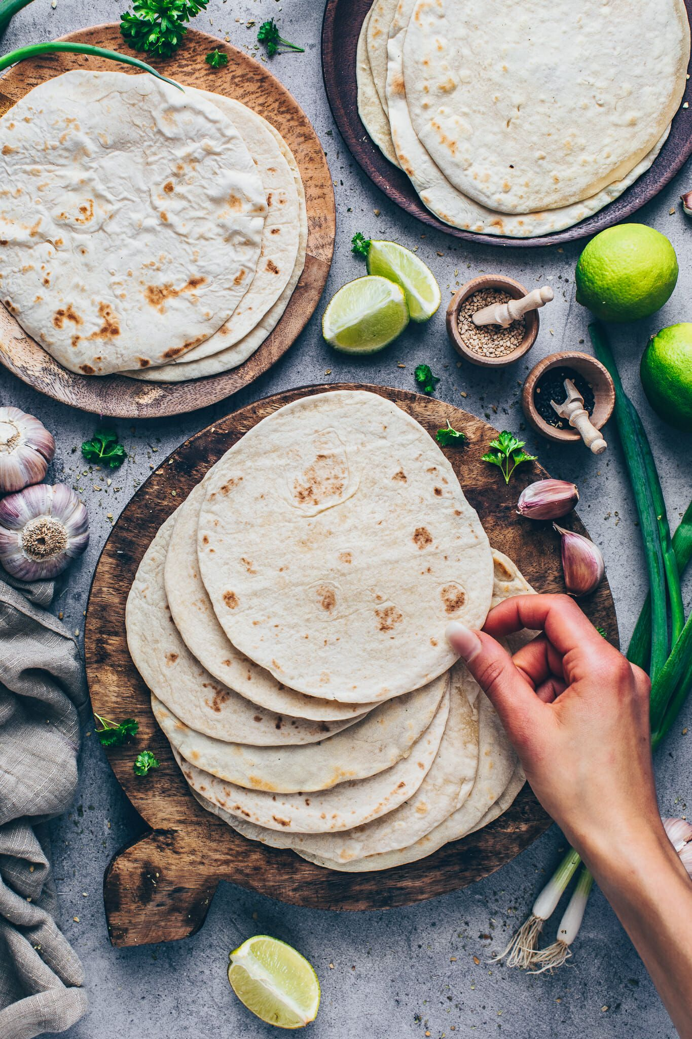 Photo of Homemade tortillas