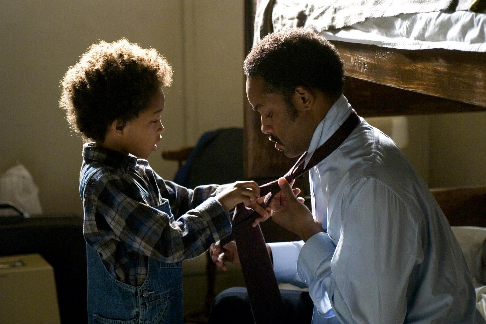 The Pursuit Of Happyness à Procura Da Felicidade My Favorite