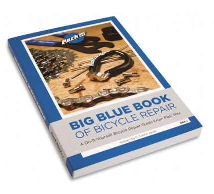 Blue Book Mountain Bike