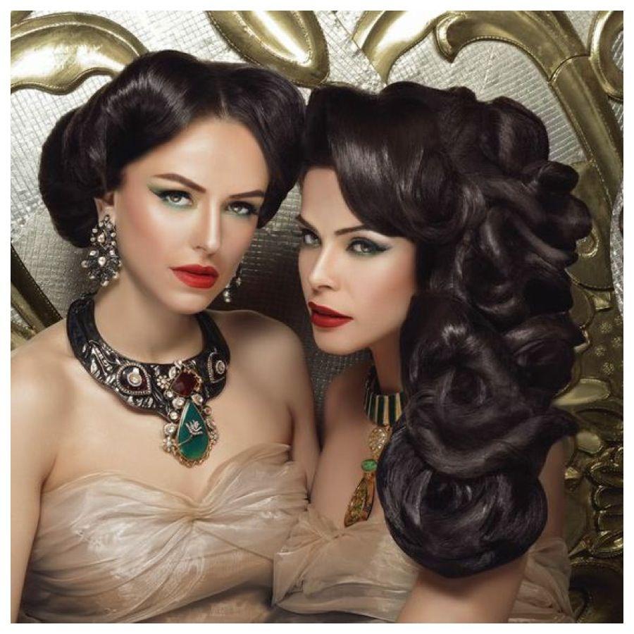 campaign in khush wedding hair and makeup by arpita karania