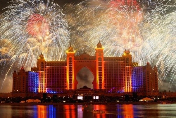 Best Hotels To Celebrate New Year S Eve 2020 2021 In Dubai Dubai Fuegos Artificiales Nochevieja