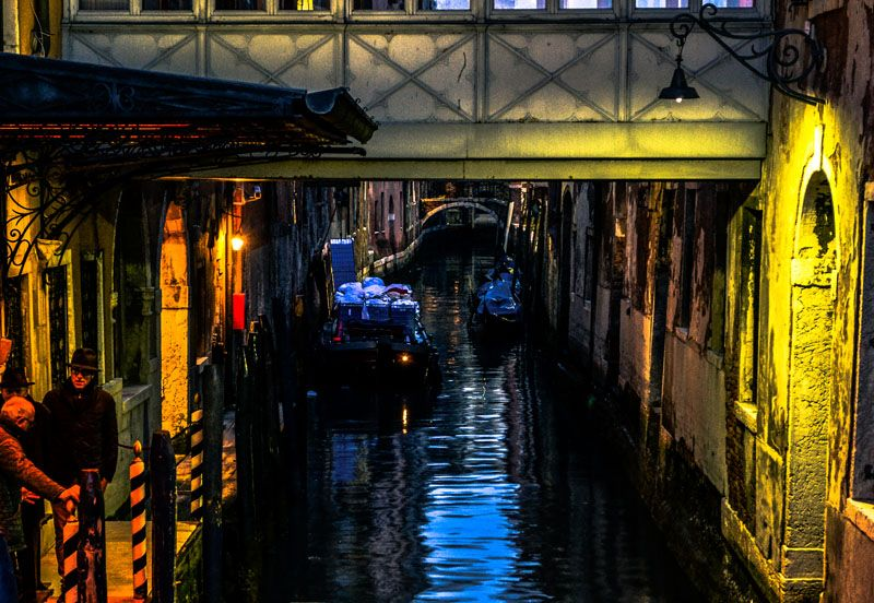 Il Canale - photo by Annabeatrice Lacriola