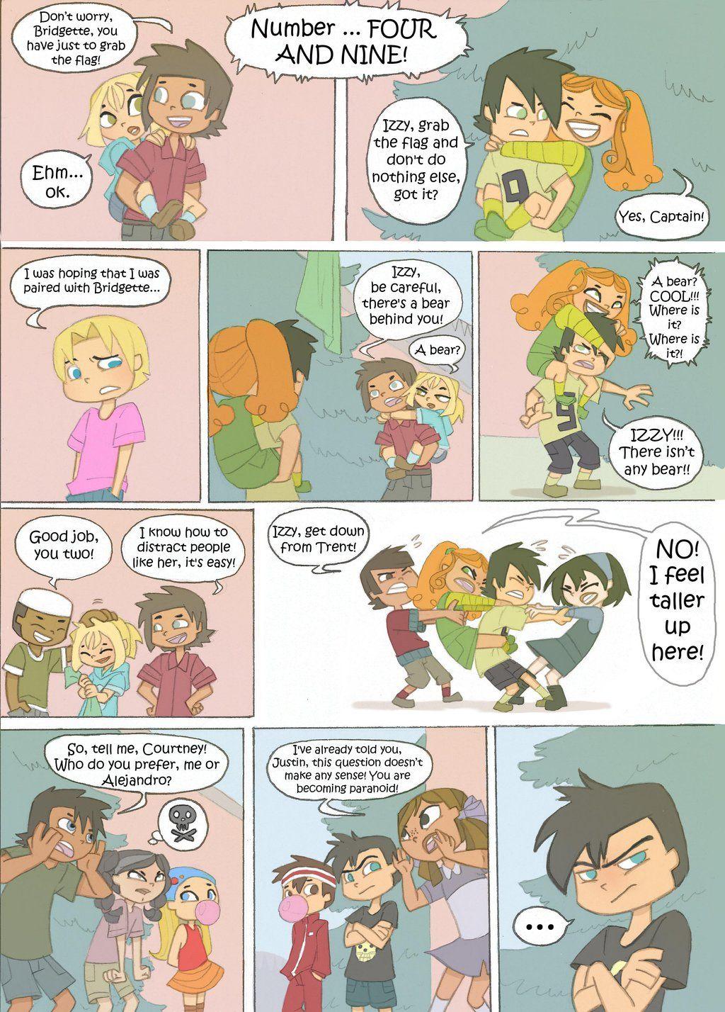 Total Drama Kids Comic Pag 22 By Kikaigaku On Deviantart