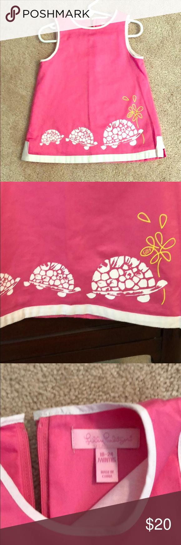 Lilly pulitzer pink dress my posh closet pinterest pink