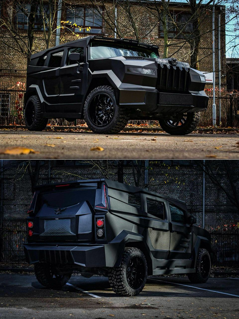 You Won T Believe This Is Actually A Hummer H2 Hummer H2 Hummer Armored Truck