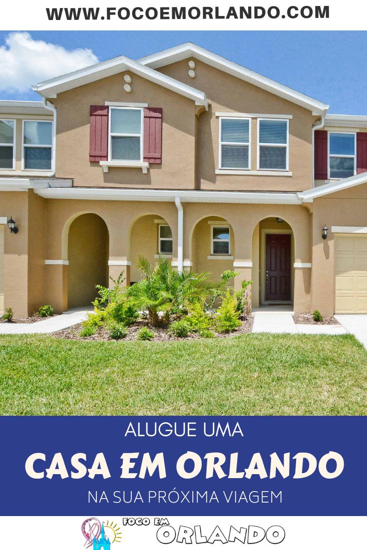 Aluguel de casa em Orlando Easy Stay 4U Casa para