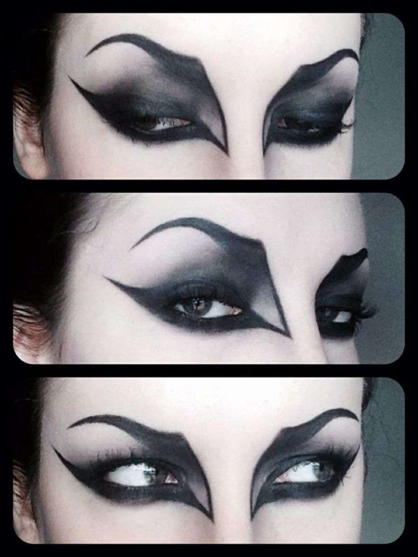 Halloween Makeup Party Ideas For Dressing Up As A Vampire By