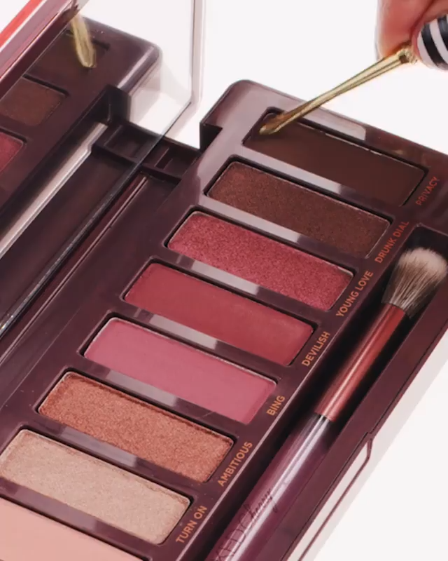 URBAN DECAY Naked Cherry Eyeshadow Palette -   16 makeup Collection dream ideas