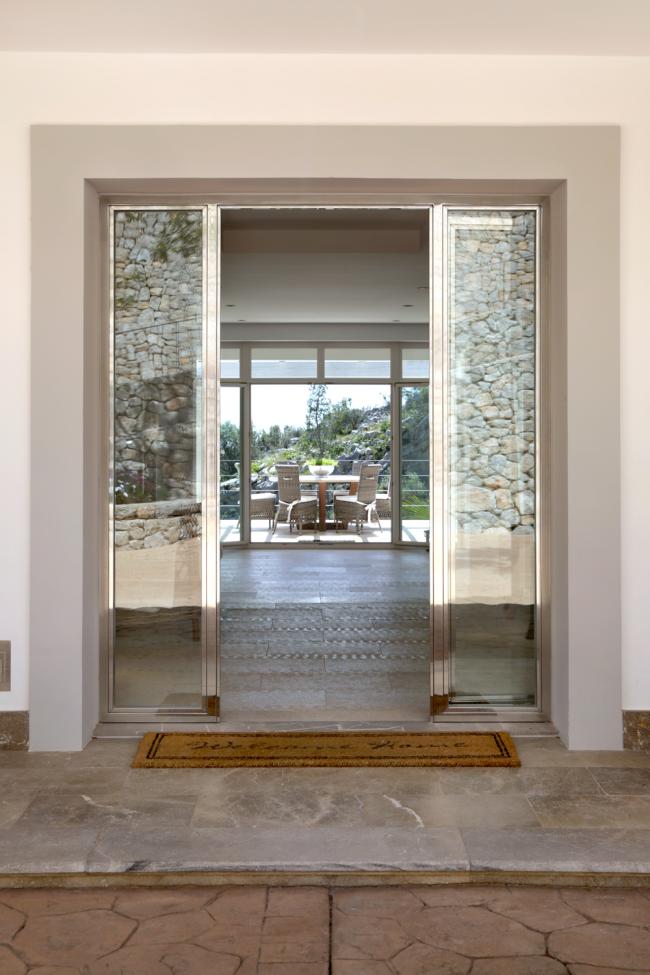 Eingangsbereich / Entrée / Entrance decoration / Moderne Diele ...