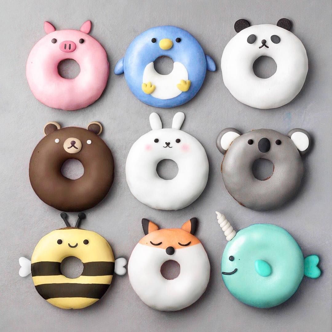 Photo of Party-Trend: Die 5 schönsten Donut-Dekos auf Pinterest