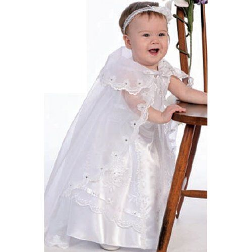 Angels Garment White Dress Size 2T Girl Organza Guadalupe Embroidery. From #Angels. List Price: $75.00. Price: $63.99