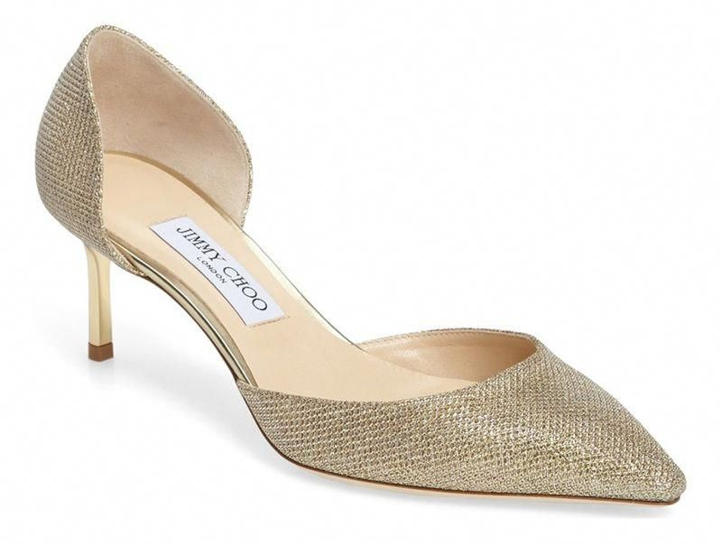 053a11ef687 14 Most Comfortable Wedding Shoes to Buy Right Now - jimmy choo from ...