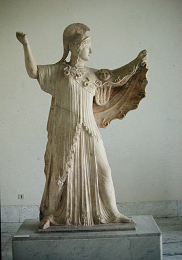Athena Promachos Greece Pinterest Search