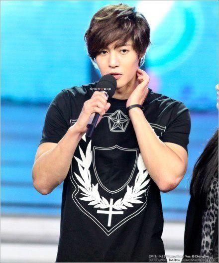Hyun Joong @Happy Camp TV-guesting [28.10.12] HD