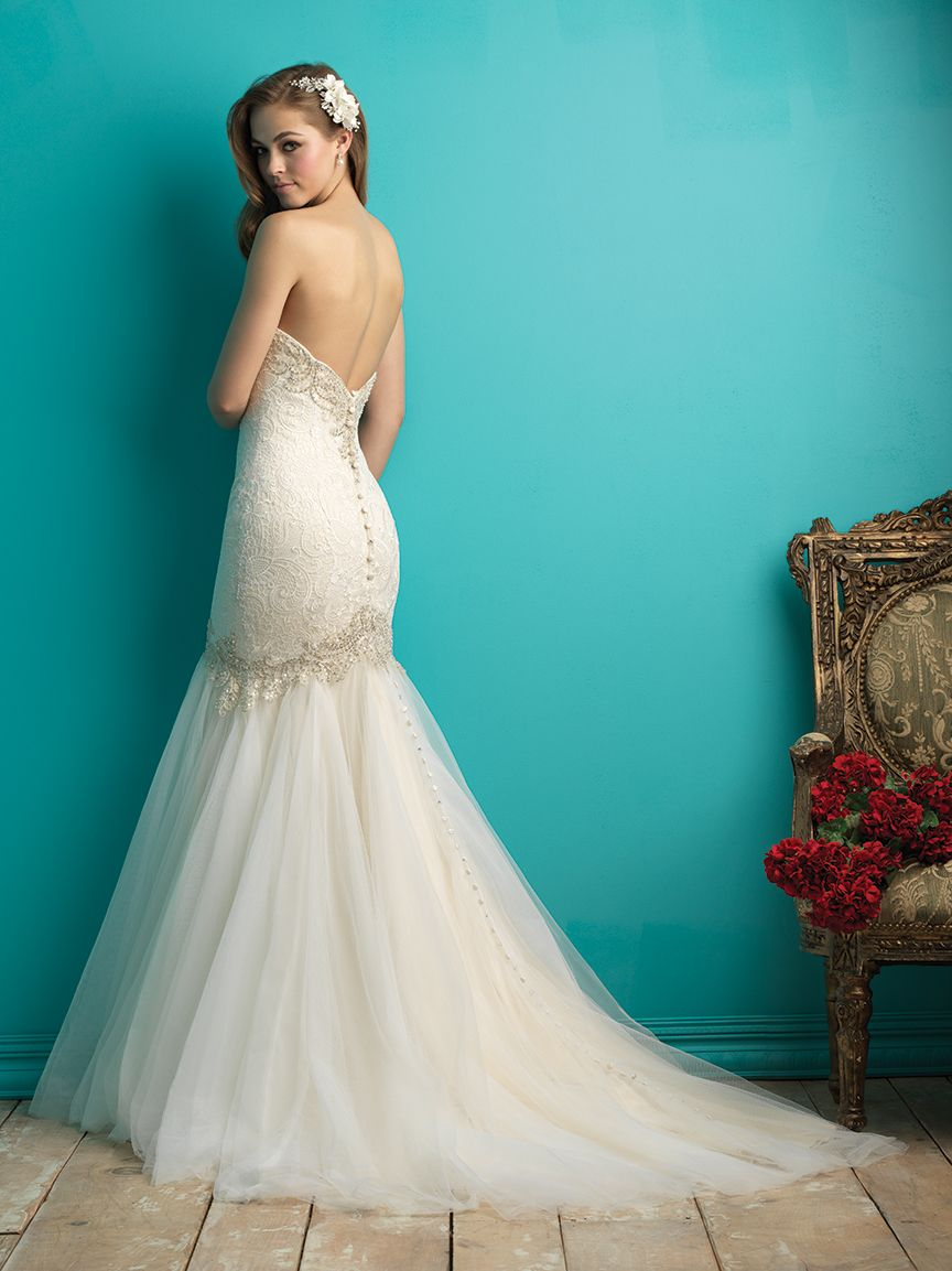 Allure Bridals 9263 | Allure Gowns ! :) | Pinterest | Allure bridal ...