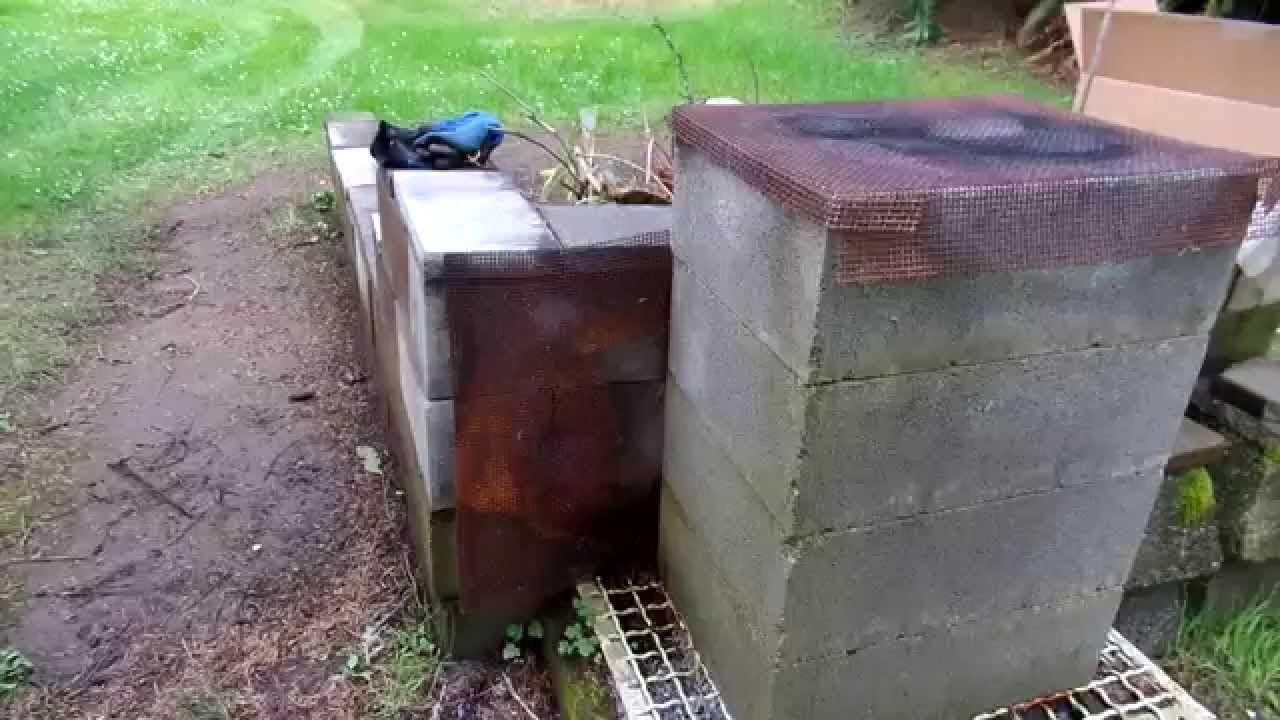 Image Result For Building An Incinerator With Concrete Blocks Trash Burn Barrel Concrete Blocks