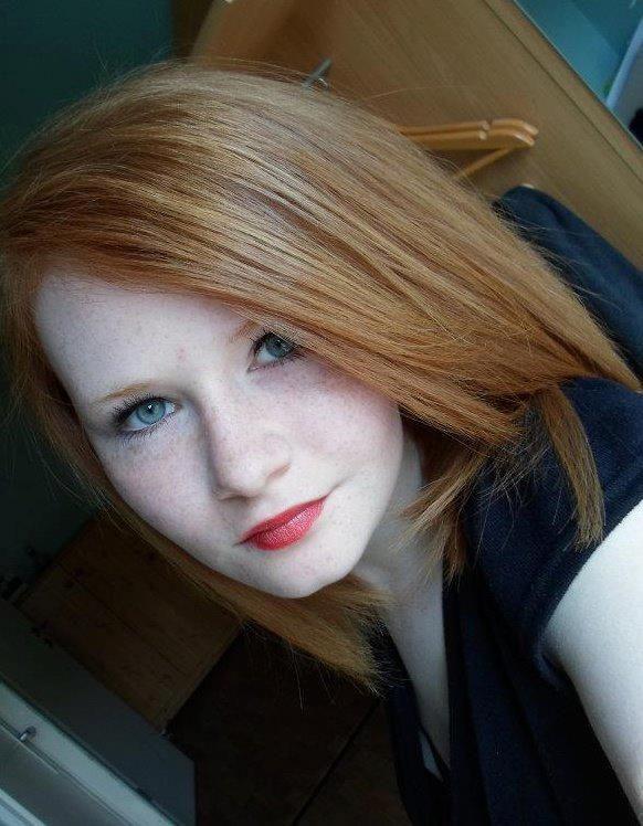 German Redhead