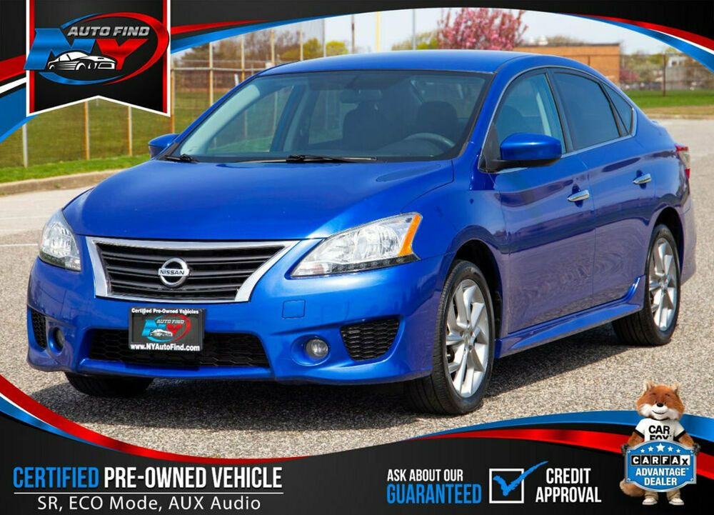2013 Nissan Sentra Transmission >> Ebay Advertisement 2013 Nissan Sentra Sr Automatic