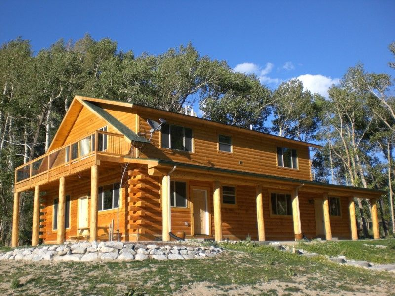cabin vacation rental in nathrop co usa from vrbo com vacation rh pinterest com