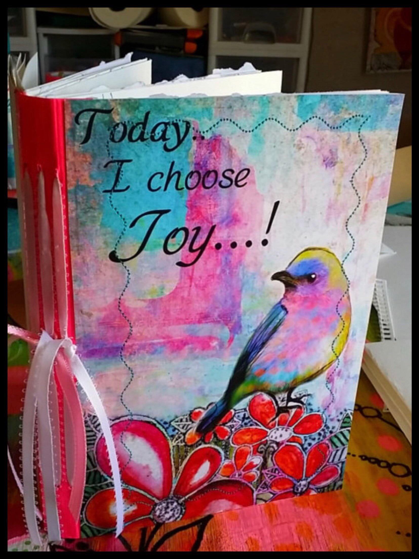 How To Make Handmade Art Journals