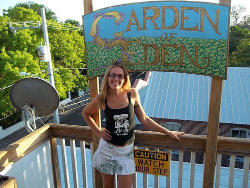 Marvelous Garden Of Eden. Garden Of EdenKey West ...