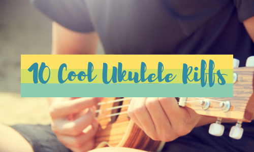 10 Cool Ukulele Riffs Anyone Can Learn To Play Tabs Takelessons Cool Ukulele Ukulele Chords Songs Ukulele Songs Disney