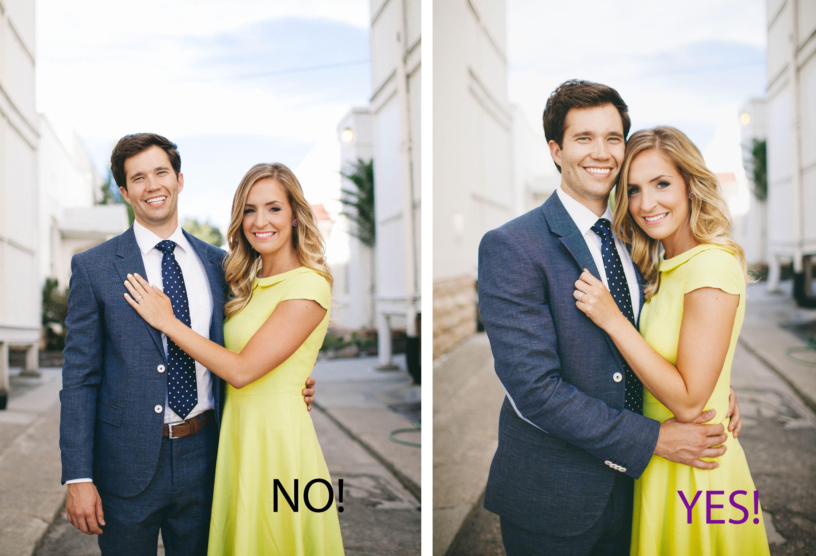 52006740aaac Do's & Don'ts for Couple Photos: The Engagement Ring Picture #couplephotos  #engagementpictures