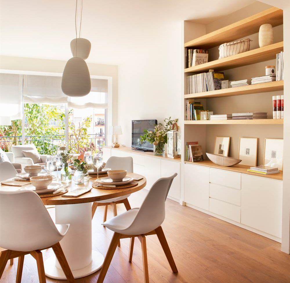 Muebles Para El Sal N Comedor Muebles Para Guardar Bajo Las  # Muebles Seu D'Urgell