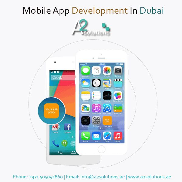Mobile App Development Near Dubai Mobile App Development
