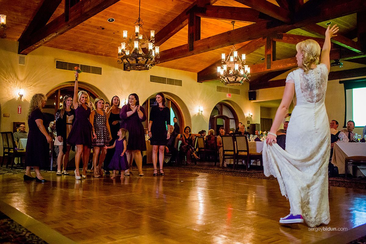 wedding receptions sacramento ca%0A Catta Verdera Country Club Wedding  Lincoln CA  Bouquet Toss Sergey Bidun  Photography   SergeyBidun