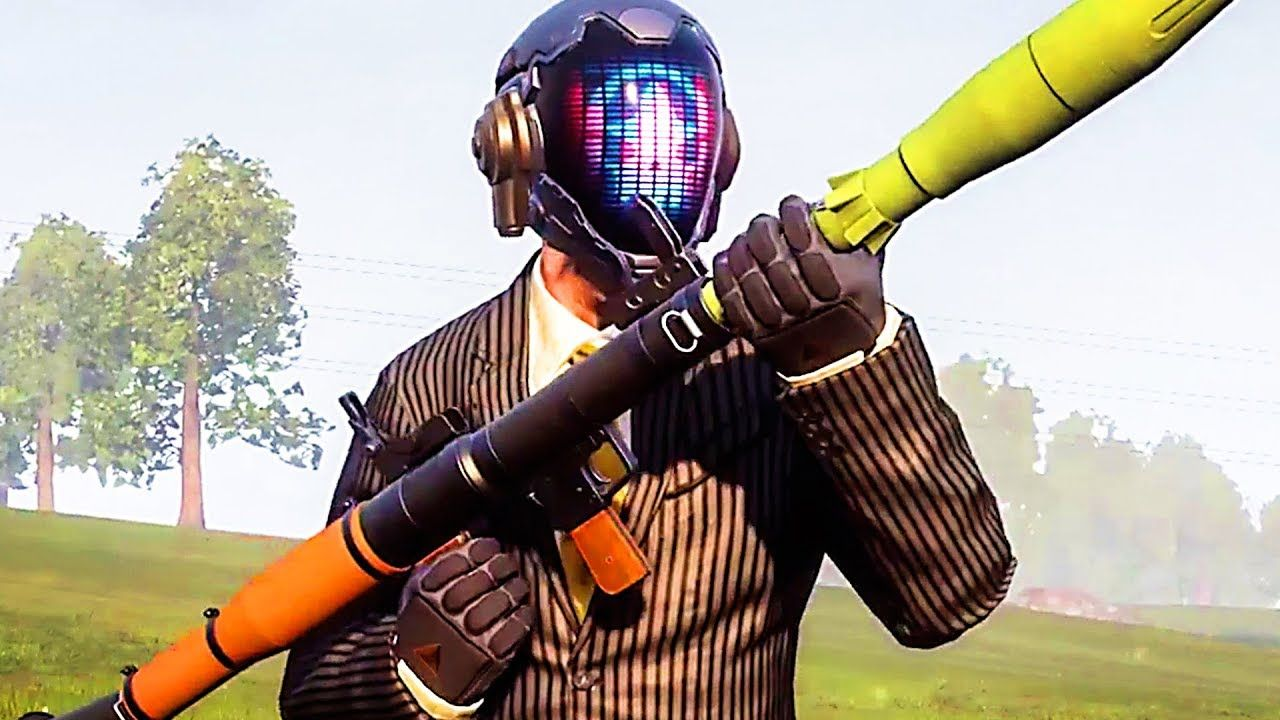H1Z1 Battle Royale Gameplay Trailer (2018) PS4 / PC | Gaming