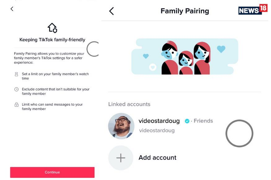 Kids Your Parents Can Now Set Restrictions On The Tiktok App Including Blocking Content Messages Reading Kids