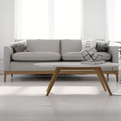 you ll love the loren sofa at allmodern with great deals on modern rh pinterest com