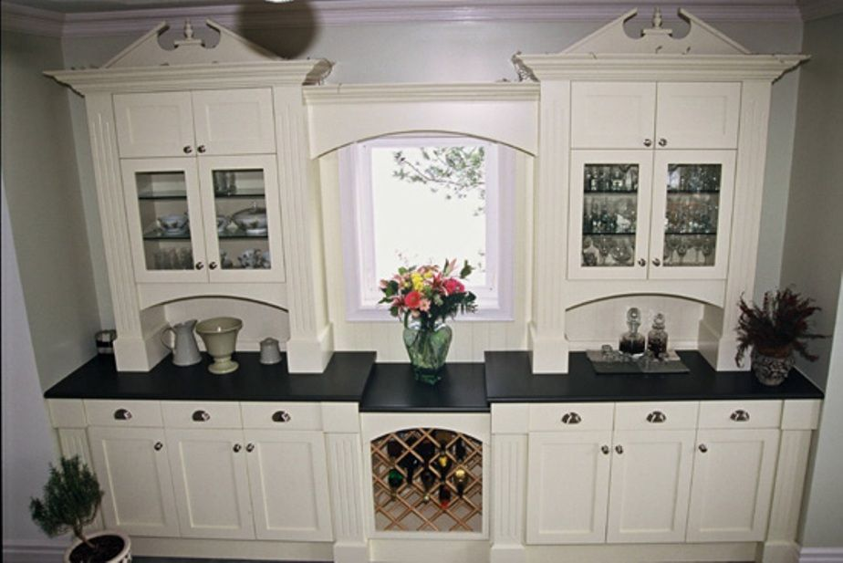 Custom Kitchen Hutch Ideas httpwwwthefridgenetcustom kitchen hutch ideas