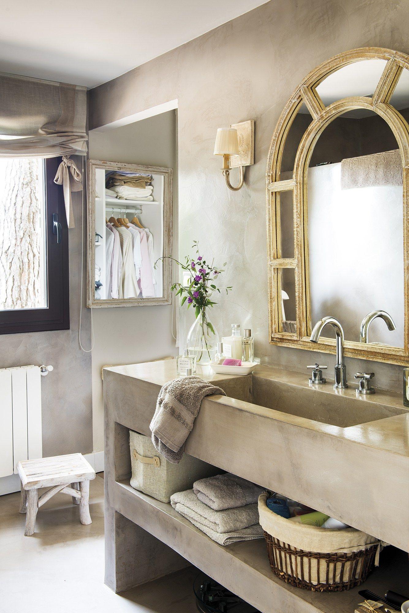 Un rêve de campagne espagnole | La salle de bain | Pinterest ...