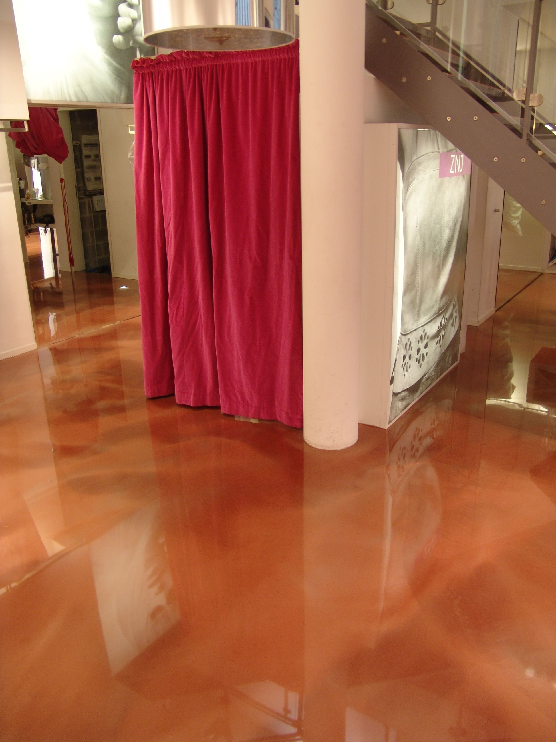 My Copper Design Floor The Art Of Flooring By Ivo