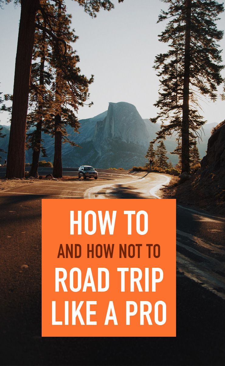 Planning your next road trip? Here are some tips on how to road trip like a pro.