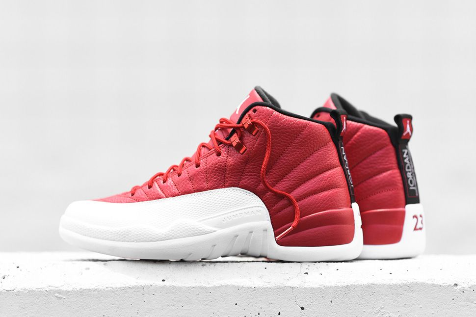 Swag Craze: Sneakers Dropping This Weekend: Nike Air Jordan 12 'Gym Red'