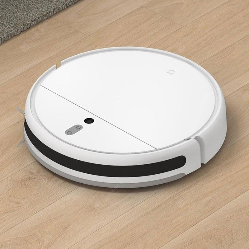 Best Xiaomi Mijia Robot Vacuum Cleaner white Sale Online Shopping |