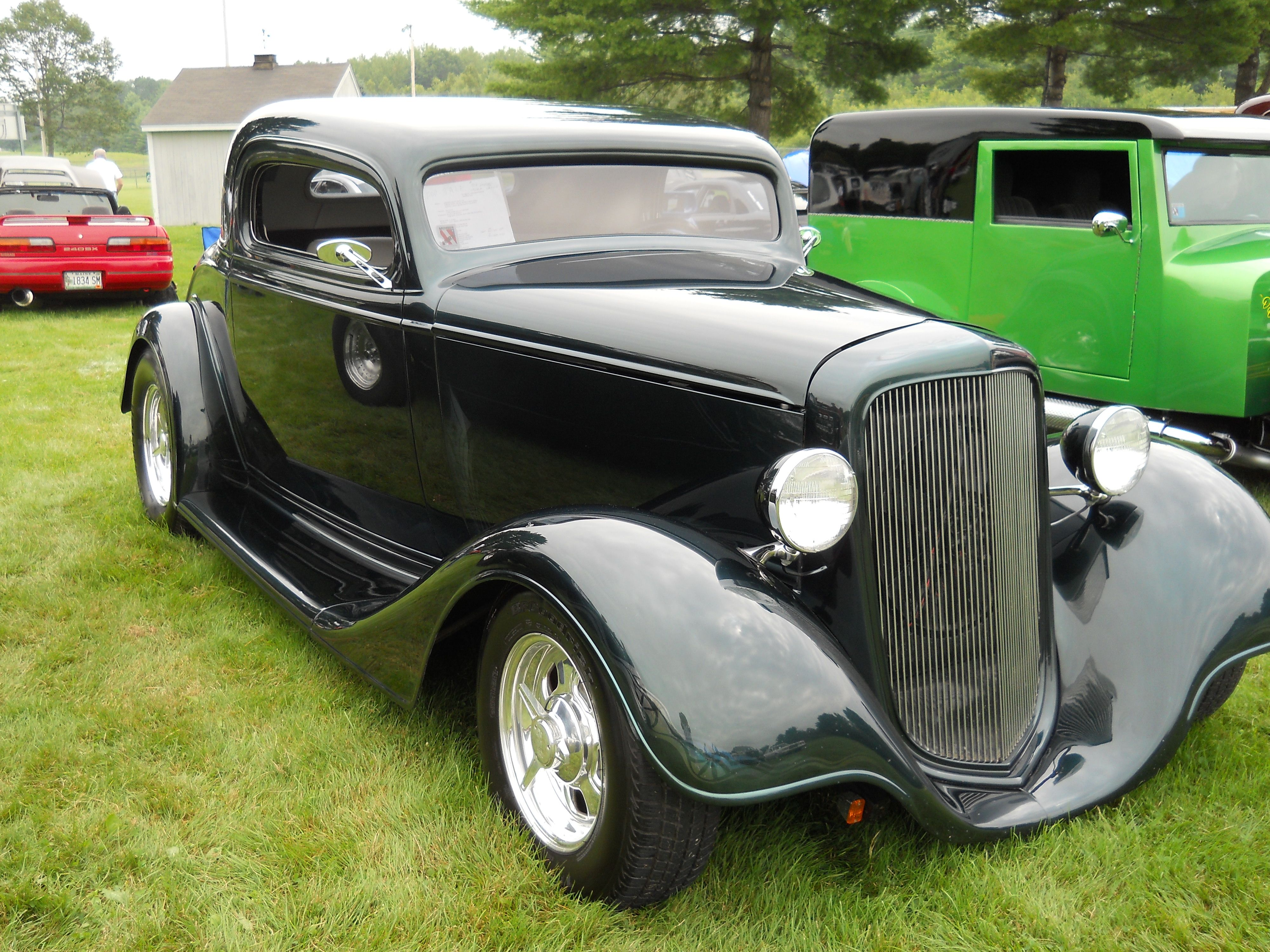 1934 Chevy Coupe and the attach video has a very funny story. https ...
